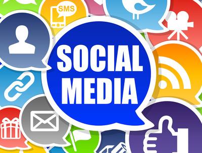 Deliver 10 original digital images for your Facebook Page Posts