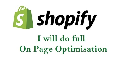 Get your Shopify On page issues fixed