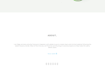 Design website with responsive feature