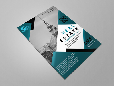 Create unique advertise & flyer design.