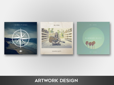 Create a stunning CD/Album/LP/EP cover artwork design