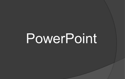 Make a new PowerPoint template