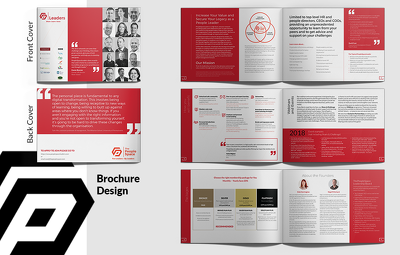 Design Outstanding brochures for you