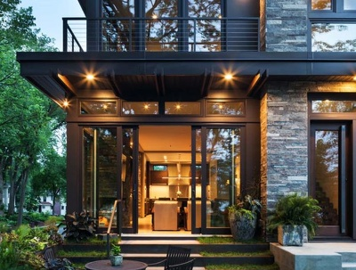 Do the exterior design for your house