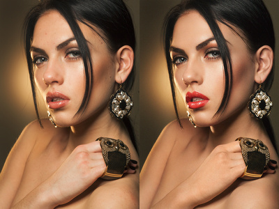 I will retouch you till you are happy! Hi-End Pro retouching!