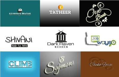 Design business logo for you