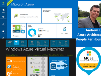 Build your Azure Virtual Servers