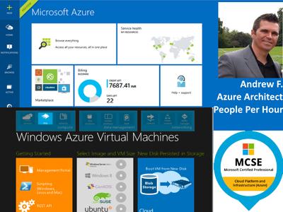 Build your Azure Virtual Servers