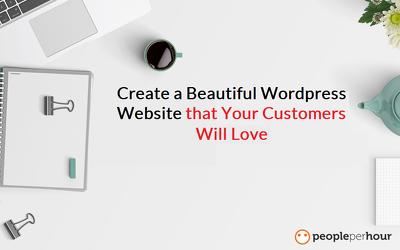 Create a Highly Responsive Wordpress Website or Blog