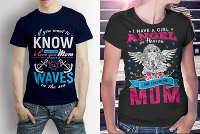 Design Professional T Shirt For You