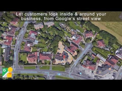 Photograph your business in 360 for Google Street View