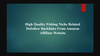 Guest Post On My Fishing Blog (Amazon Affiliate Niche Site)