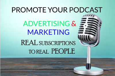 Promote your podcast for top ranking on the iTunes top chart