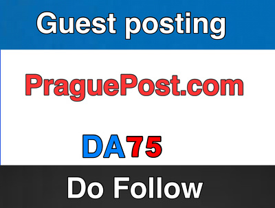 Publish guest post on praguepost – praguepost.com – DA 75