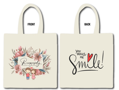 Design your custom tote bag