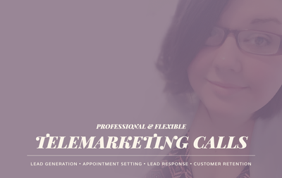 Make 100 engaging telemarketing calls to boost your sales