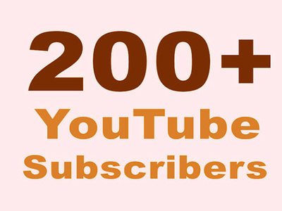 Promotion For You Tube Subscribers