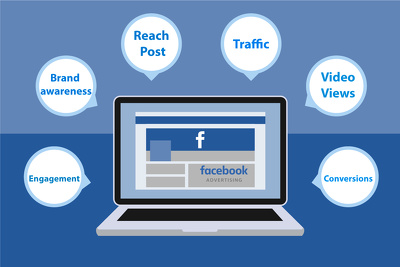 Create an awesome Facebook Paid Ad Campaign (PPC)
