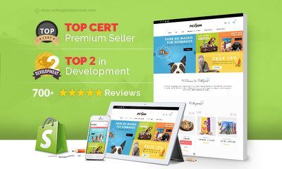 Build a Top-Quality Shopify site with Premium Bespoke PSD Design