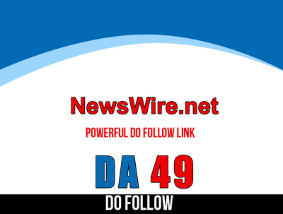 Publish Guest Post on NewsWire – NewsWire.Net– DA 66