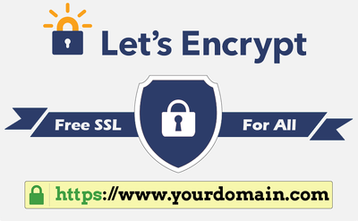 Install free Lets Encrypt SSL certificate in your website