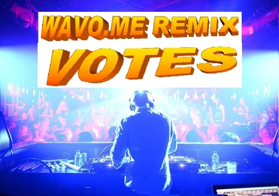 Manage for you 50  wave votes for your WAVO.ME Contest