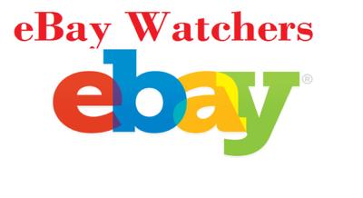 Add 100 ebay watchers Improve your eBay ranking