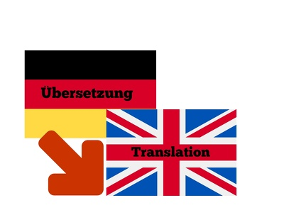Translate any German text up to 500 words into English