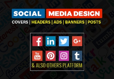 Design Facebook Cover / Ads Or Twitter Header Or YouTube Banner