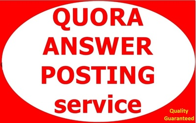 Promote Your Website With High Quality Quora Answer