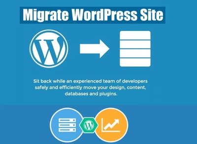 Transfer a WordPress site to a new server or  a domain