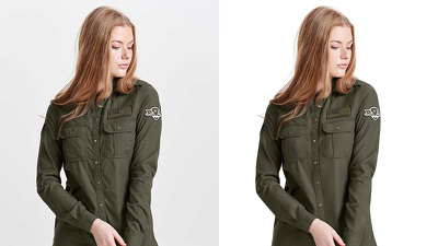 Professionally Retouch your 4 images within 24 hours
