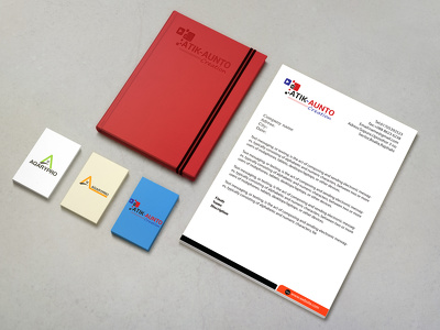 Design Brand identity,corporate identity  for your business
