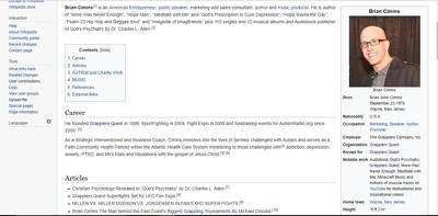Create a approved  Wikipedia page for you