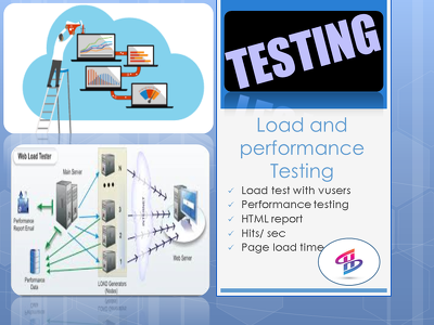 Do load, performance tests for your website