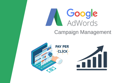 Setup And Manage Your Google AdWords Account For 1-Month