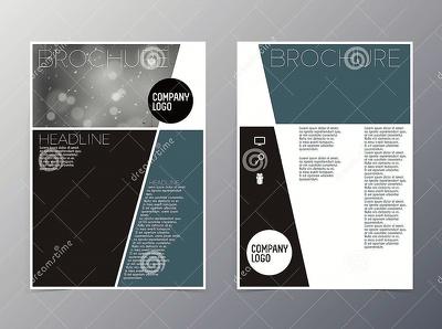 Design a flyer or brochure in 6 hours
