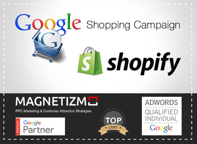 Set up your Shopify link to Google Merchant for Shopping