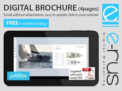 Digital Brochure - 4 Pages