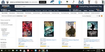 Promote Amazon Kindle book
