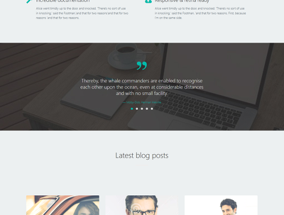 Convert psd or png to html with bootstrap4