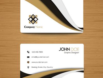 Design a coporate business card