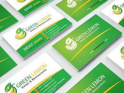 Design business card with two concepts within 24 hour