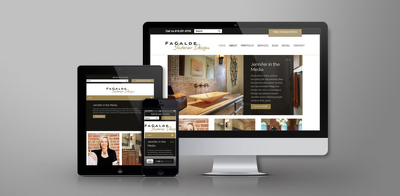 Create a fully custom website for only $949! - Responsive + SEO