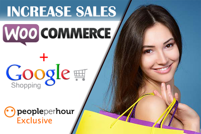 Increase sales of Woo-commerce website with Adword Shopping ads