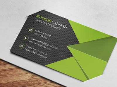 Business card design for your company & Business only 1 day