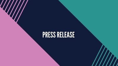 Write a short press release for your company/brand