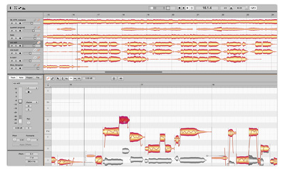 Pitch-correct / tune / melodyne your Vocal tracks