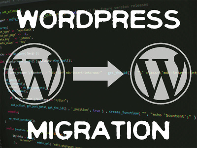 Transfer your WordPress site to a new host/server/domain