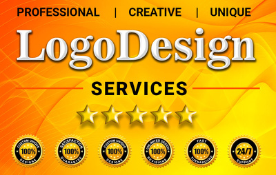 Do custom logo design  and logo guideline for $70